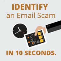 How to Identify an Email Scam in 10 Seconds or Less icon