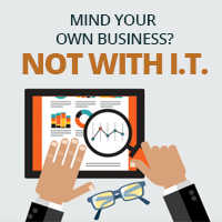 5 Reasons Why You Should Not Mind Your Own Business IT icon