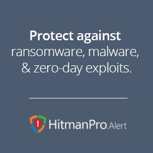 HitmanPro.Alert: Protect Yourself Against Ransomware & Malware icon