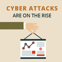 Malicious Cyber-attacks On Small To Midsize Canadian Business Are On The Rise. icon