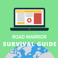 Road Warrior Information Security Survival Guide icon