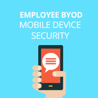 How To Implement Mobile Device Security For Your Employees' BYOD icon