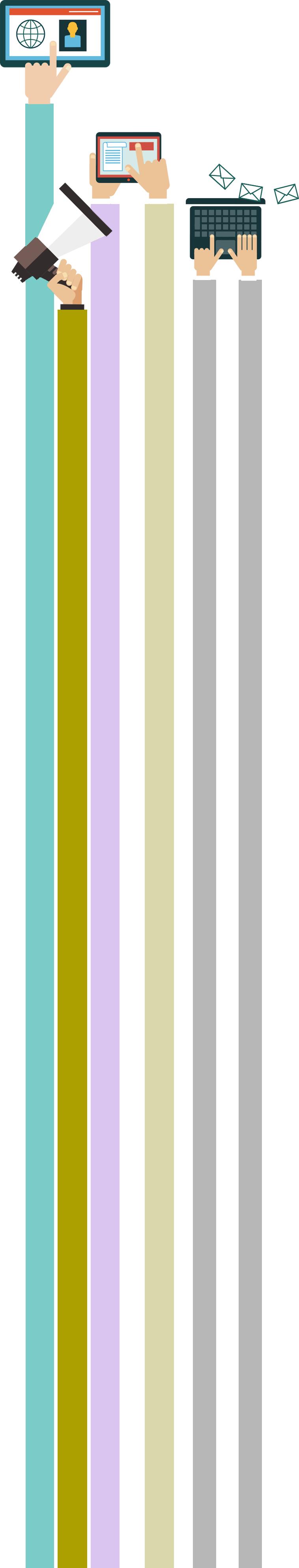 decorative sidebar image