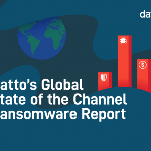 Datto's State of the Channel Ransomware Report GLOBAL icon
